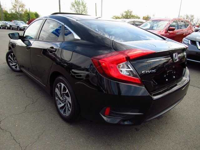 Certified Pre-Owned 2016 Honda Civic EX