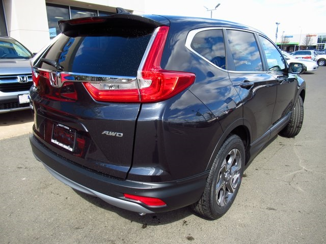 New 2019 Honda CR-V EX w/ Accessories AWD