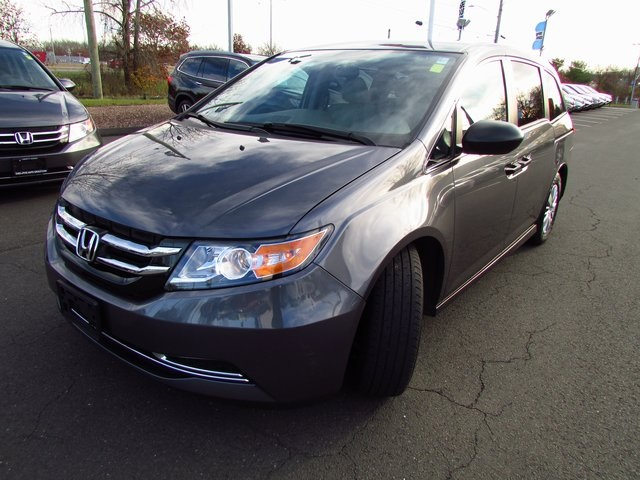Certified Pre Owned 2016 Honda Odyssey Lx