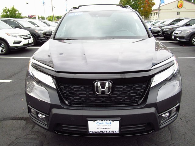 Certified Pre-Owned 2019 Honda Passport Elite